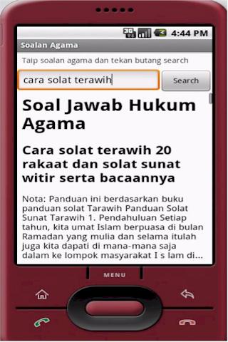 Soalan Agama for Android
