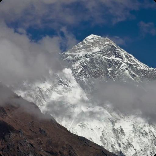 Mountain Clouds Live Wallpaper 個人化 App LOGO-APP試玩