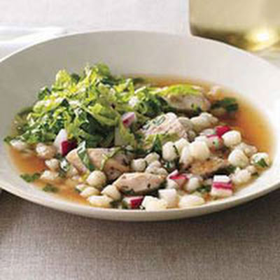 Chipotle Chicken Stoup