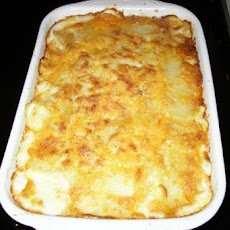 Gratin Potatoes Dauphinois
