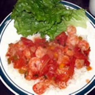 Excellent Shrimp Creole