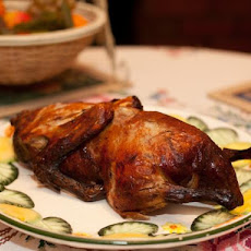 Authentic Chinese 5-Spice Peking Duck
