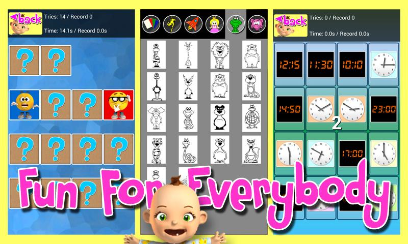 Talking Babsy Baby Deluxe Screenshot 13