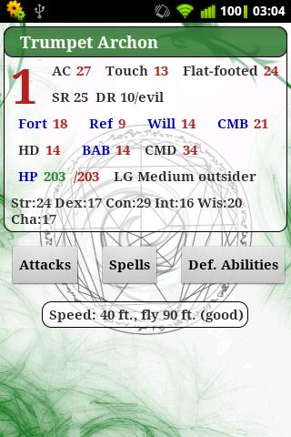 Summoner PF RPG Lite