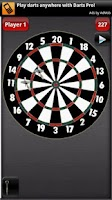 Screenshot of Darts Pro Free