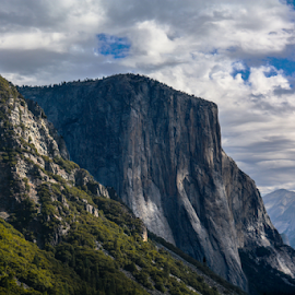 Tunnel View by Jeanne Knoch - Landscapes Mountains & Hills (  )