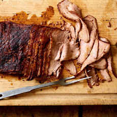 Smoked Brisket with Coffee Recipe