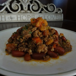 Chili With Fresh Tomatoes Recipes