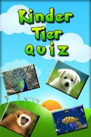 Screenshot of ★ Tier Quiz Kinder ★