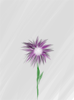 Flower (ipad drawing)