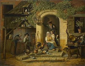 RIJKS: Henri Voordecker: painting 1826