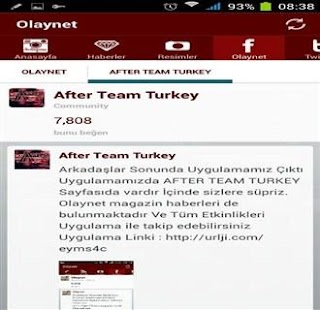 Olaynet - screenshot