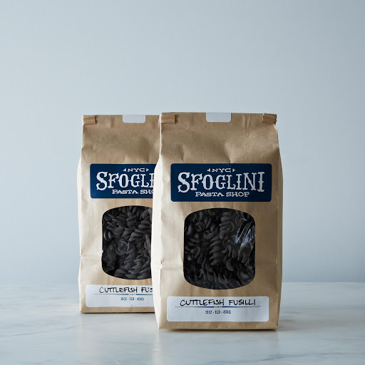 Special Edition Sfoglini Cuttlefish Ink Fusilli (2 pounds)