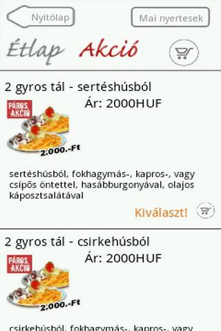 König Pizza App Eger