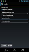 Screenshot of Developer Wallet Manager Pro