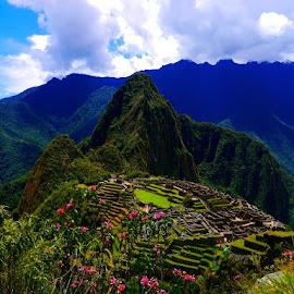 Maccu Picchu by Tyrell Heaton - Landscapes Travel ( peru, maccu picchu, inca )