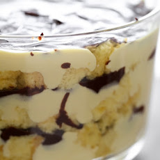 Boston Cream Pie Trifle