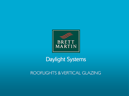 Brett Martin Daylight Systems - screenshot