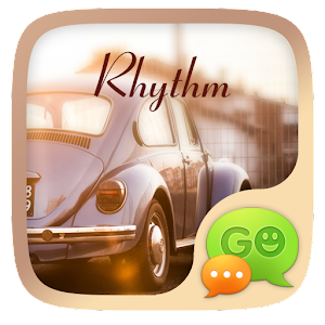 (FREE)GO SMS RHYRHM THEME For PC (Windows & MAC)