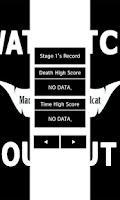 Screenshot of 블록 피하기 게임 WatchOut