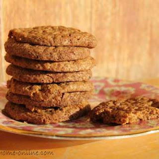 Gluten Free Molasses Cookies With Sugar
