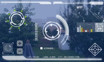 Screenshot of Iron HUD : Futuristic vision