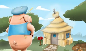 Screenshot of Os Três Porquinhos