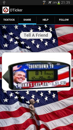 The Obama Ticker APK