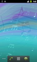 Screenshot of Melody Pro Live Wallpaper