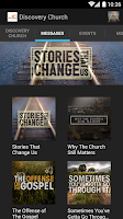Screenshot of Discovery Church Florida