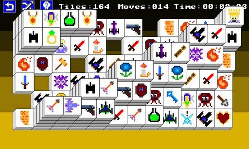 8 Bit Mahjong
