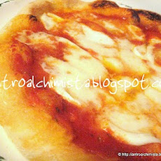 Pizza (Bread Machine Recipe)