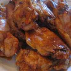Caribbean Spicy Chicken Wings