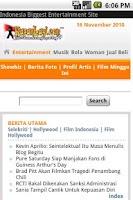 Screenshot of KapanLagi.com