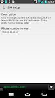 Screenshot of Where is my phone?