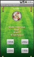 Screenshot of World Cup Match Ball