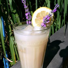 Lavender Infused Lemonade -Martha Stewart