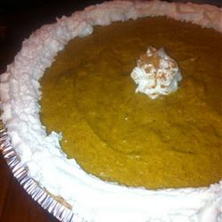 Pumpkin Chiffon Pie Evaporated Milk Recipes