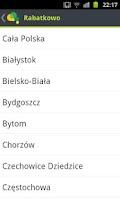 Screenshot of Rabatkowo