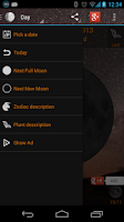 Screenshot of Moon Phase Widget