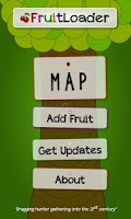 Screenshot of FruitLoader Map