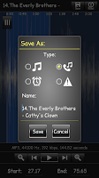 Screenshot of Audio Cutter