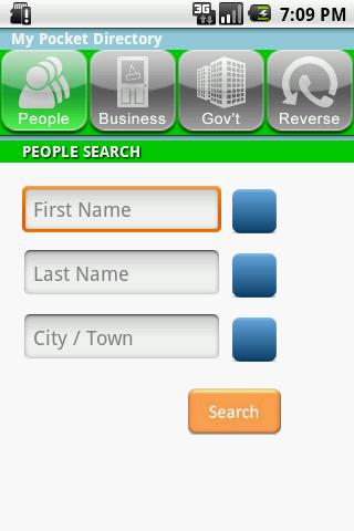 【免費書籍App】Trinidad Pocket Directory-APP點子