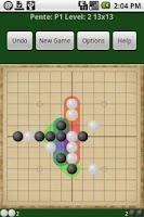 Screenshot of Pente
