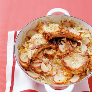 Braised Pork and Cabbage