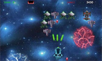 Screenshot of Toy Invaders