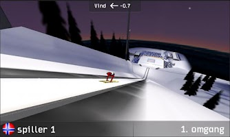 Screenshot of Vikersund Skiflyging