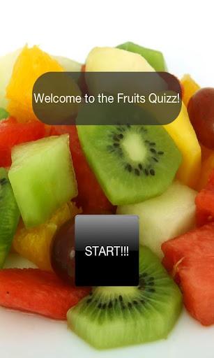 Fruits Quiz