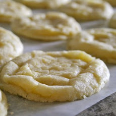 Orange Burst Crinkle Cookies-Made with Cake Mix! Recipe | Yummly