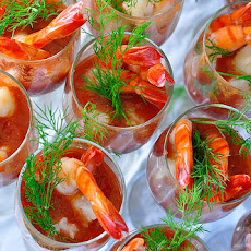 Shrimp Cocktail recipe – 195 calories